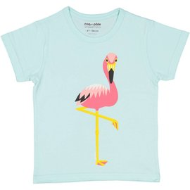 Coq en Pate Flamingo T-Shirt by Coq en Pate