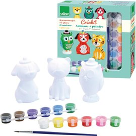 Moulin Roty Ceramic Painting Set