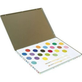 Vilac Large Painting Set with Rainbow Case