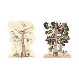 Londji My Tree 54 Piece Reversible Puzzle