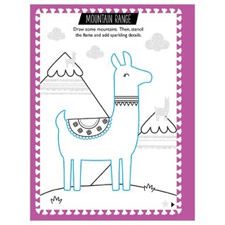 Make Believe Ideas Scratch and Sparkle Activities