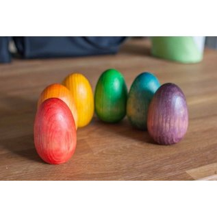 Wooden Eggs to Paint etc