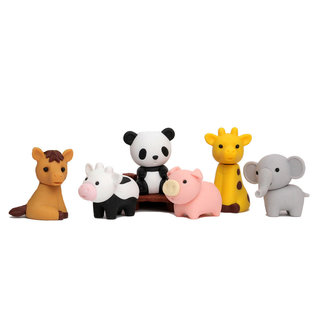 Schylling Single Puzzle Erasers