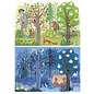 Londji Day & Night in the Forest Reversible Puzzle 54 Piece by Londji