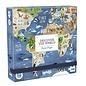 Londji World Puzzle 100 Piece by Londji (Pocket)