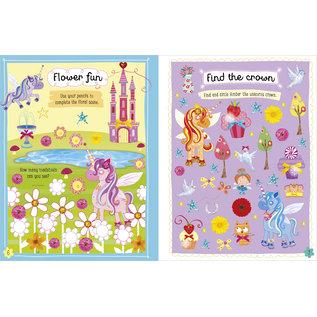 Make Believe Ideas Puffy Sticker Activity Books