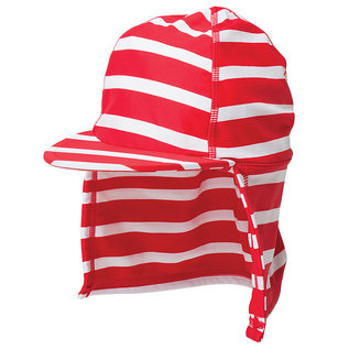 Frugi Little Swim Legionnaires Hat with Back Flap UPF 50