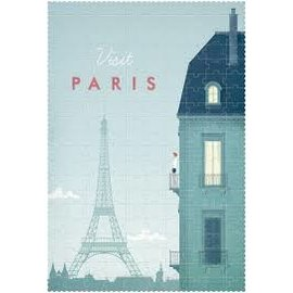 Londji Visit Paris 200 Piece Puzzle by Londji