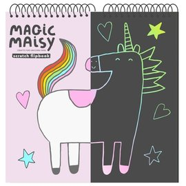 Scratch Flipbook by Magic Maisy
