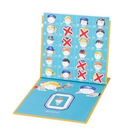 Moulin Roty Magnetic Guess Who Game