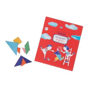 Moulin Roty Magnetic Tangram Game