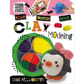 Make Believe Ideas Clay Modelling Craft Kit