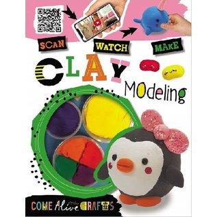 Make Believe Ideas Clay Modelling Craft Kit