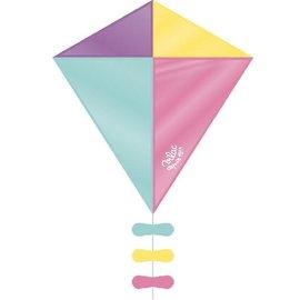 Vilac Pink Blue Diamond Shaped Kite