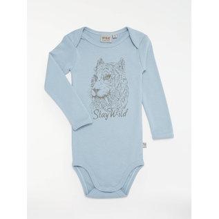 WHEAT KIDS WHEAT Organic Cotton Baby Bodysuit