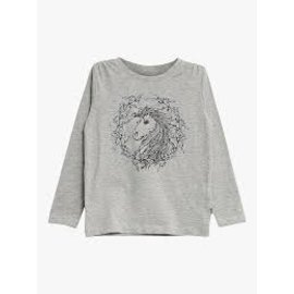 WHEAT KIDS Cotton Long Sleeve Top by Wheat Kids