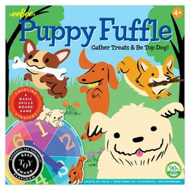 Eeboo Puppy Fluffle Board Game