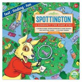 Eeboo Spottington Board Game