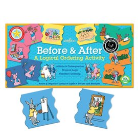 Eeboo Before & After Learning Game