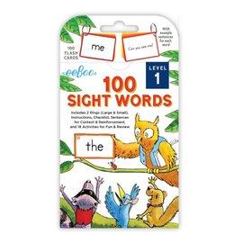 Eeboo Sight Words Flash Cards