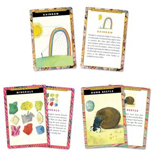 Eeboo Natural & Earth Science Flash Cards