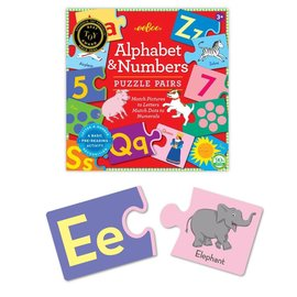 Eeboo Puzzle Pairs by Eeboo