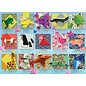 Cobble Hill Origami Animals 500 Piece Puzzle