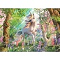 Cobble Hill Unicorn in the Woods 500 Piece Puzzle