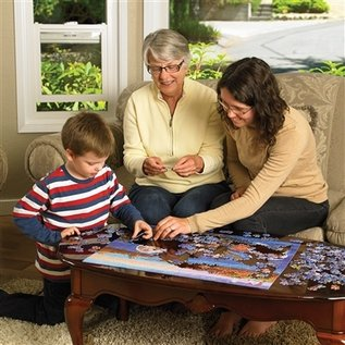 Cobble Hill Chippy Chappies 350 Piece Family Puzzle