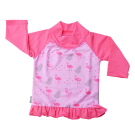 Jan & Jul by Twinklebelle Flamingo UV Protection Shirt