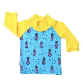 Jan & Jul by Twinklebelle Pineapple UV Protection Shirt