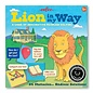 Eeboo Lion in my Way Cooperative Problem Solving Board Game