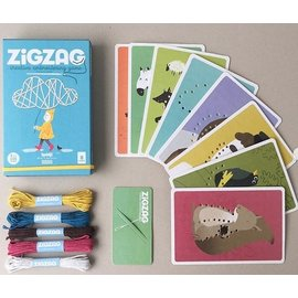 Londji Zig Zag Threading & Embroidery Set by Londji