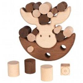 Goki Moose Balancing Game