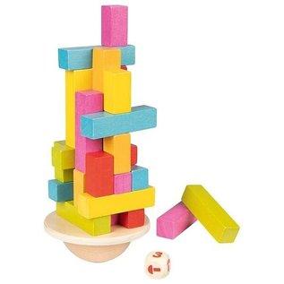 Goki Dancing Tower Balancing Game