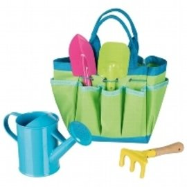 Goki Garden Tool Set with Bag
