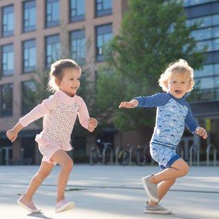 Jan & Jul by Twinklebelle Mint Breeze Knit Shoes by Jan & Jul