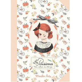 Moulin Roty Les Parisiennes Colouring Book by Moulin Roty