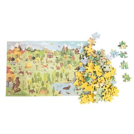 Moulin Roty Forest Explorer 96 Piece Puzzle