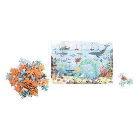 Moulin Roty Ocean Explorer 96 Piece Puzzle