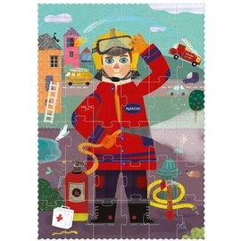 Londji Fireman 36 Piece Puzzle by Londji