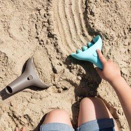 Quut Raki Shovel & Rake Set by Quut (Grey & Blue)