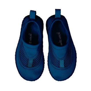Green Sprouts Navy Water Shoes