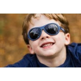 Babiators Nautical Navy Aviator Style Sunglasses by Babiators