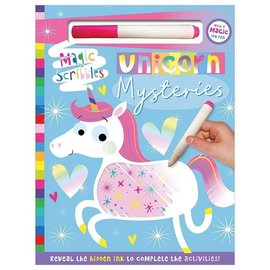 Make Believe Ideas Magic Scribbles: Unicorn Mysteries