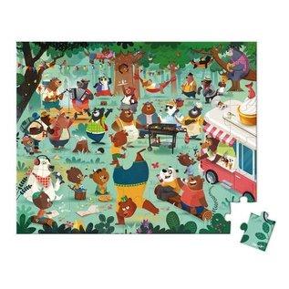 Janod Family Bears 54 Piece by Janod