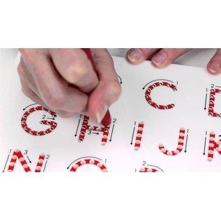 Kido A-Z Uppercase Alphabet Magnatab