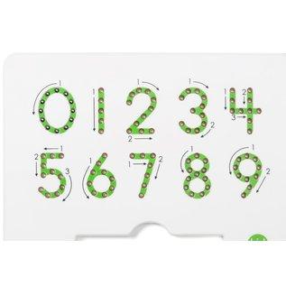 Kido 0-9 Numbers Magnatab