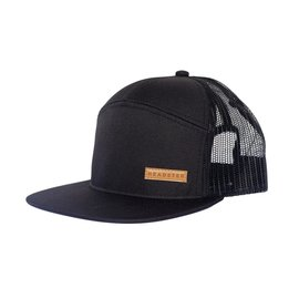Headster City Black Hat by Headster