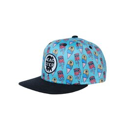 Headster Monster Freeze Blue Hat by Headster